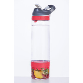 Contigo Cortland Infuser Bottle 770ml clear watermelon